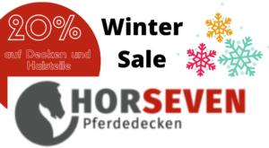 Winter Sale Horse Seven